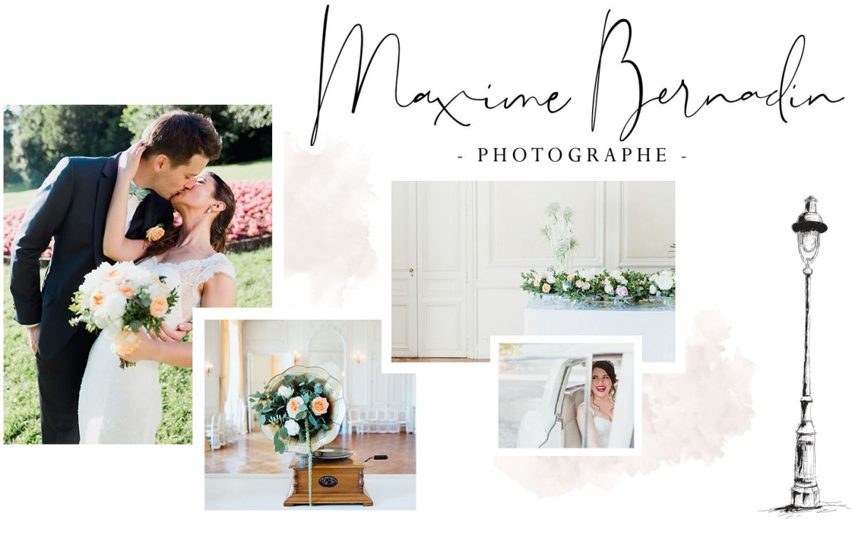 composition de photos sur la thematique de photographe mariage paris