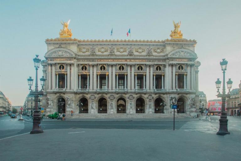 Opera de Paris photos de mariage