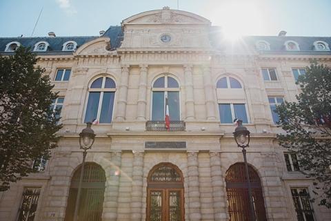 Mairie du 4eme arrondissement