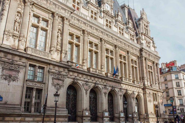 Mairie du 10ème arrondissement 75010 paris