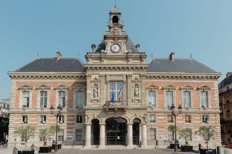 Mairie du XIXeme arrondissement