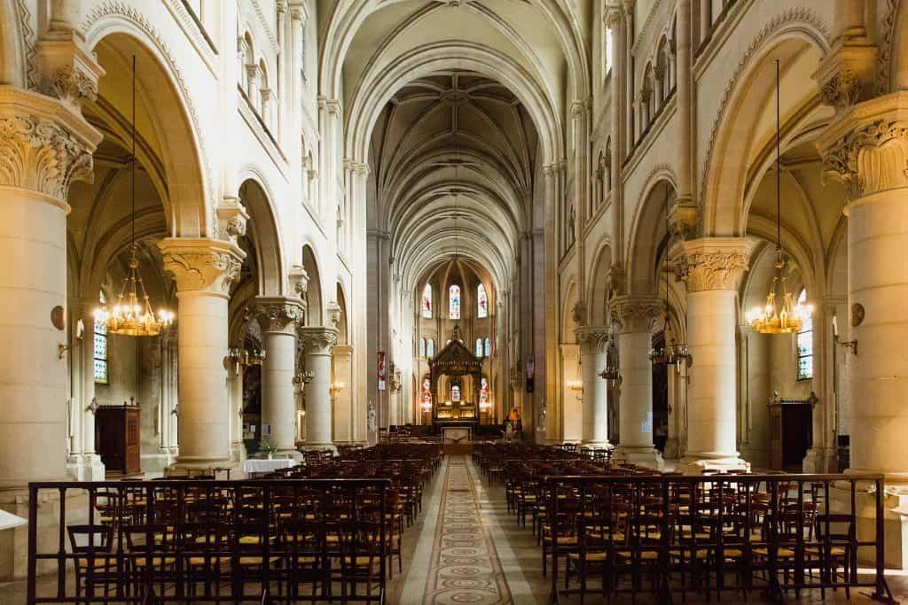 L'Église Saint-Ambroise 75012 paris