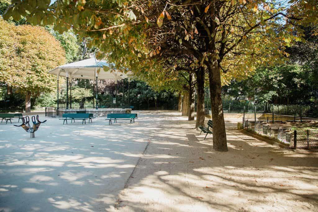 square Maurice Gardette 75012 paris