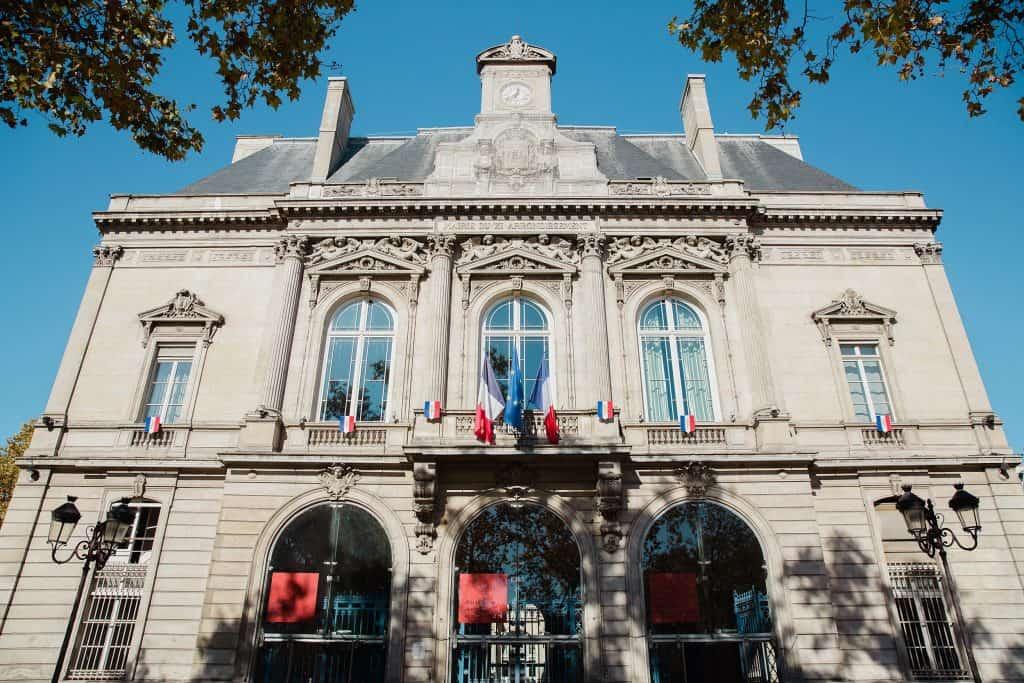 Mairie du 11eme arrondissement paris
