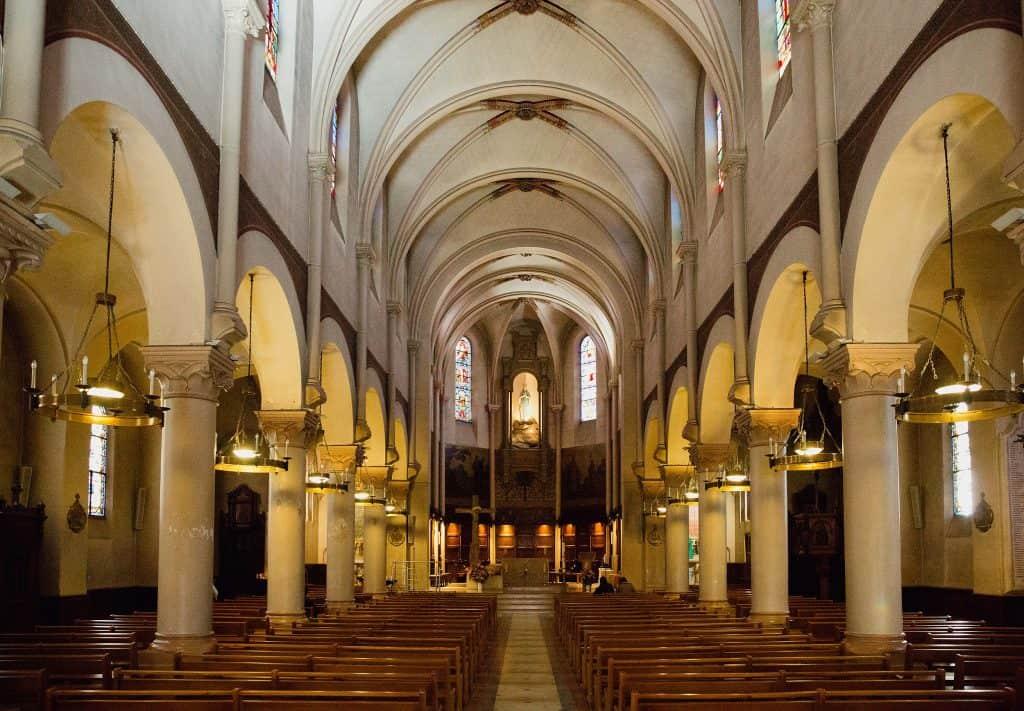 Église Saint Joseph des Nations 75012