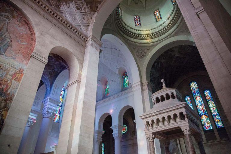 Eglise Sainte Anne de la Butte aux Cailles 13eme paris
