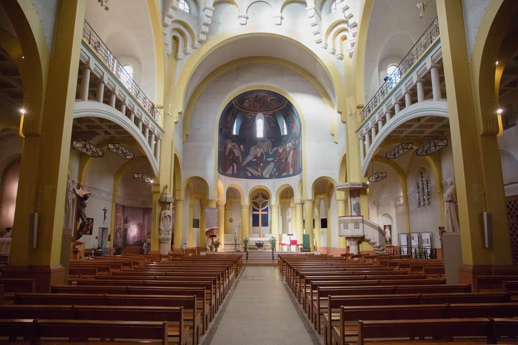 Eglise Saint-Dominique de Paris 14 eme