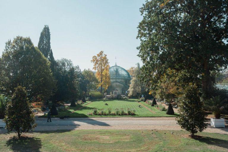 Le jardin des Serres d'Auteuil 75016 paris