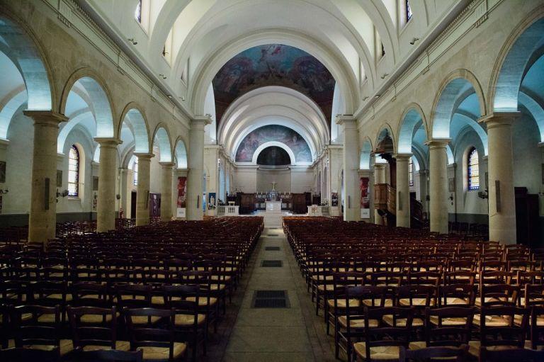 Église Saint Jean Baptiste de Grenelle 75015 paris