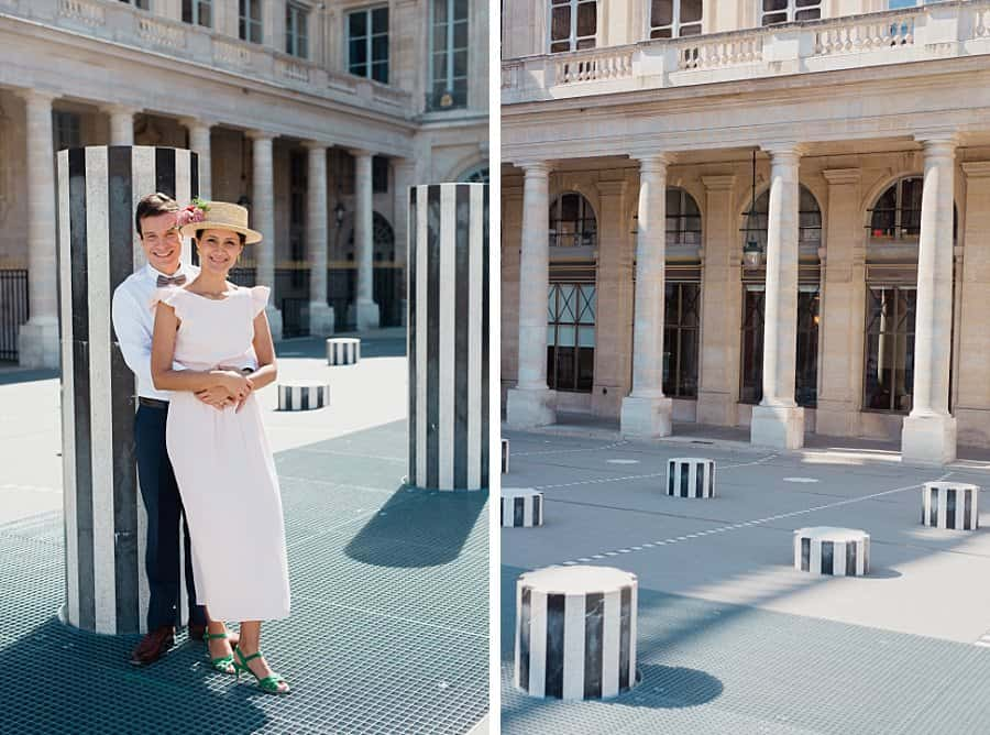 séance de couple à Paris
