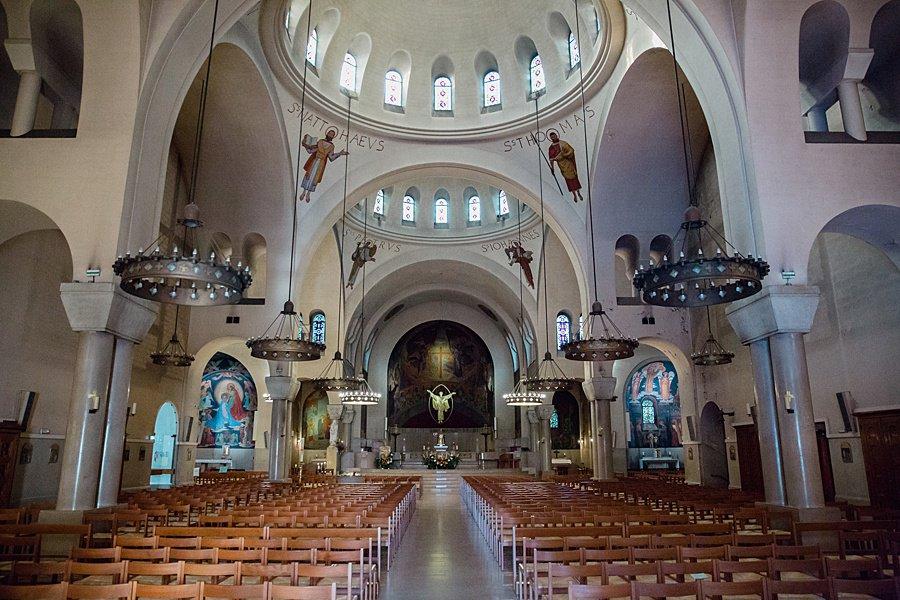 Église Saint Ferdinand des Ternes 75017 Paris