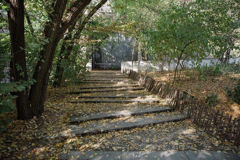 Le jardin Pierre Emmanuel