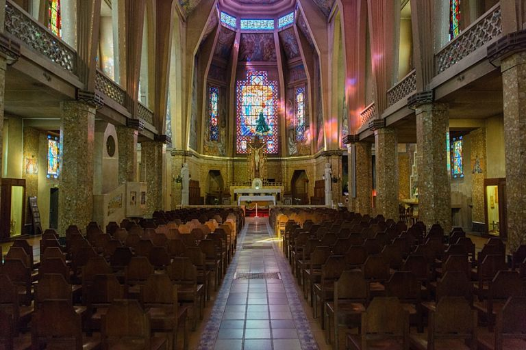 église Saint-Jean-Bosco 75020 paris