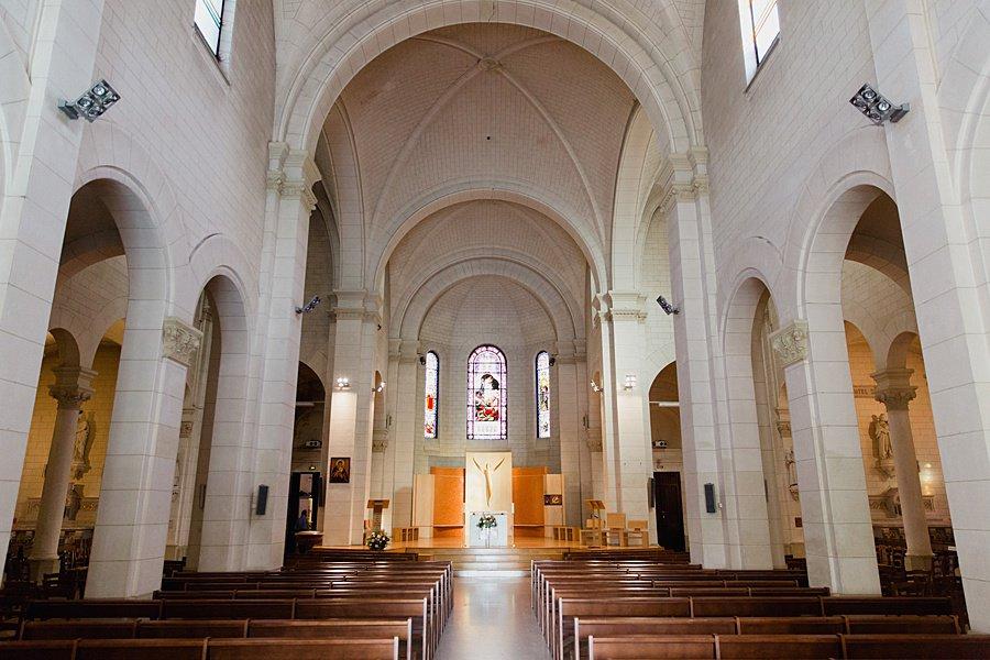 Église Saint-Justin Levallois