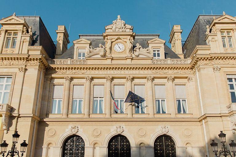 mairie de Neuilly 92