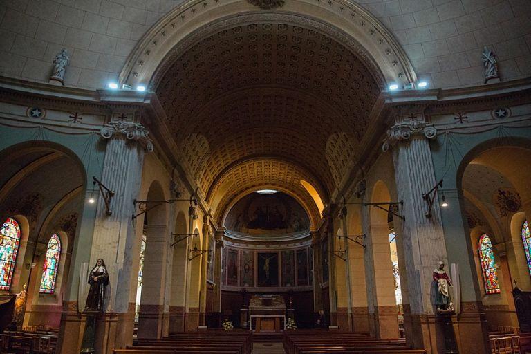Eglise Saint-Pierre Saint-Paul de Courbevoie