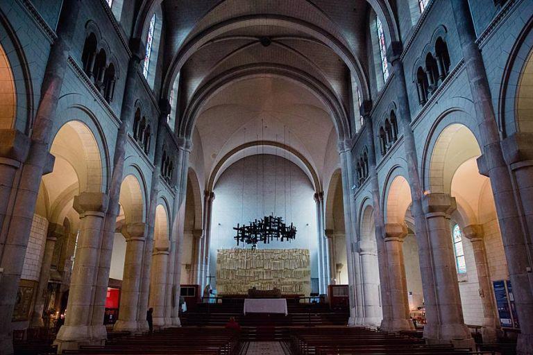 l'église Saint-Medard à Clichy