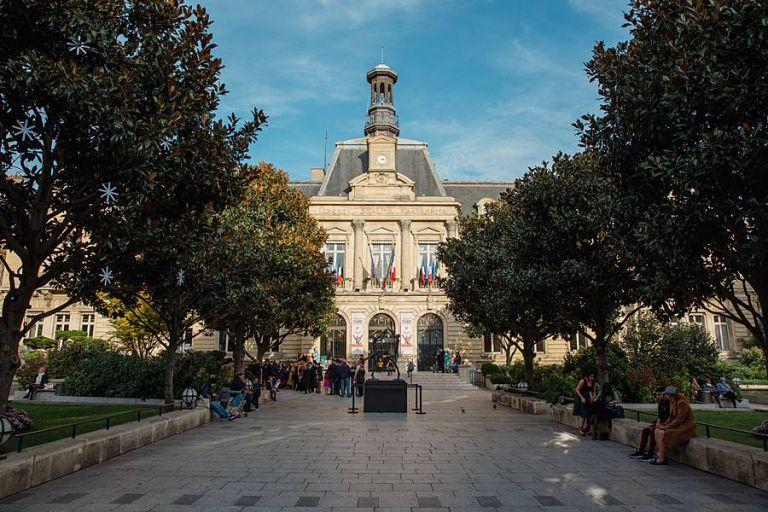Hôtel de Ville de Clichy