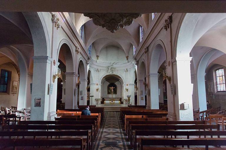 Église Sainte-Geneviève à Asnieres