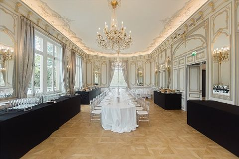 salle de réception prestigieuse à Boulogne