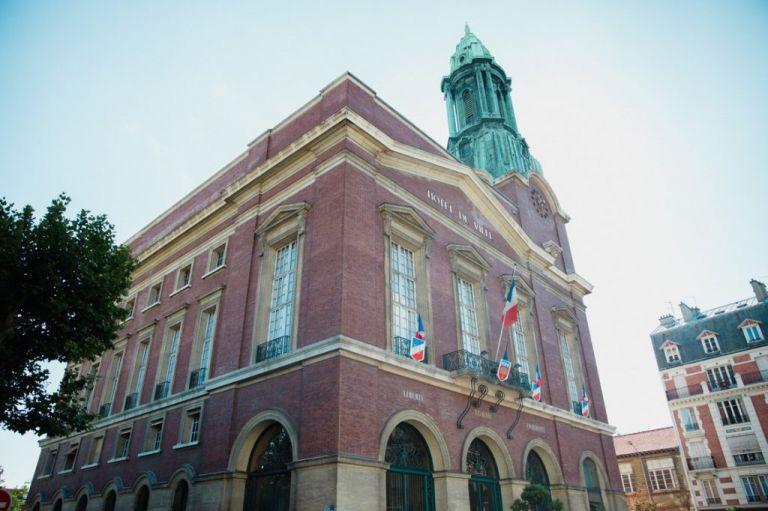 La mairie pour un fabuleux mariage à Bois Colombes