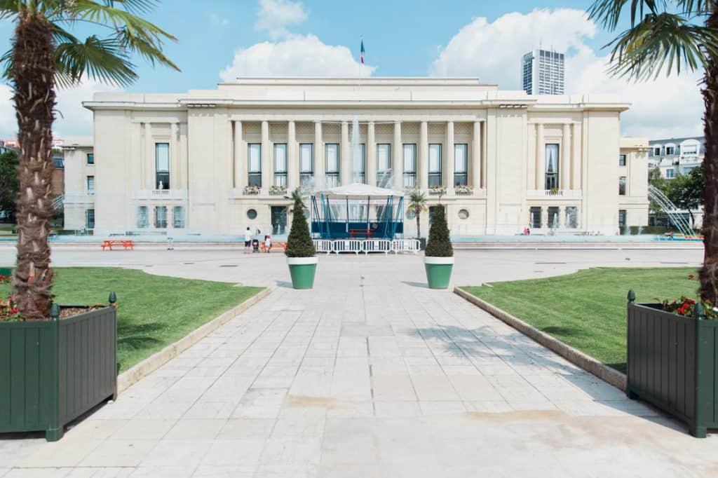 Mairie Moderne Haut de Seine