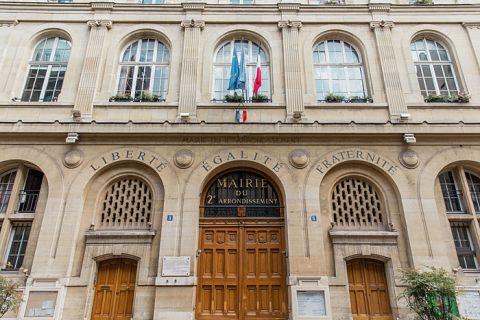 Mairie 75002 Paris