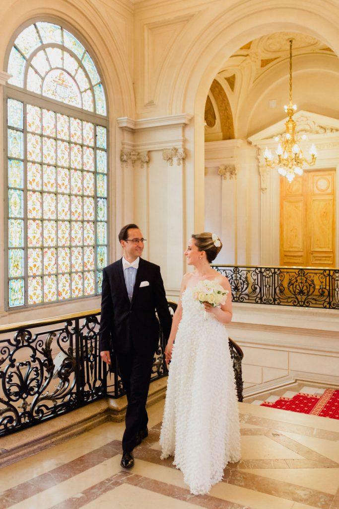 Photographe de mariage à Levallois Perret