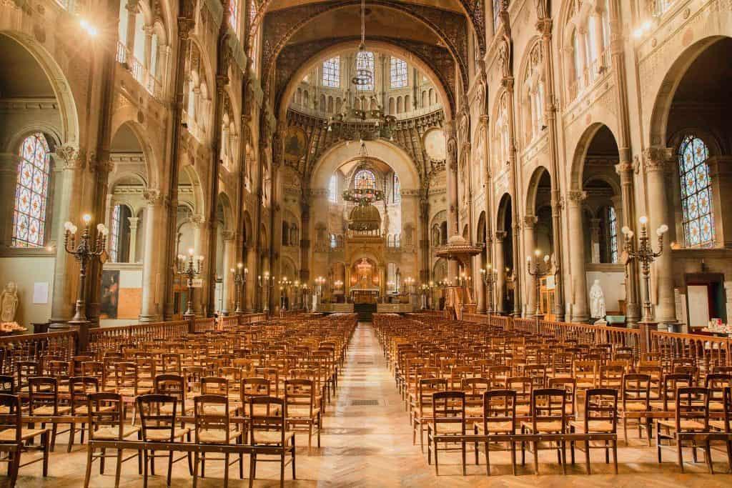L'église Saint Francois Xavier