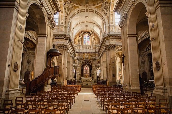 Eglise Saint Louis en l'ile