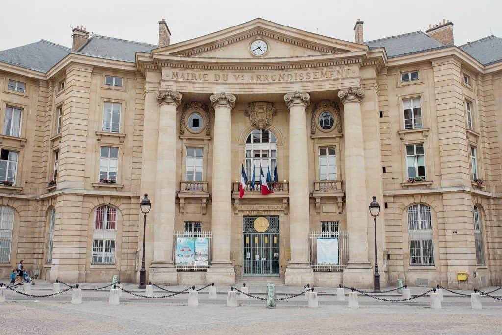 Mairie du 5ème arrondissement