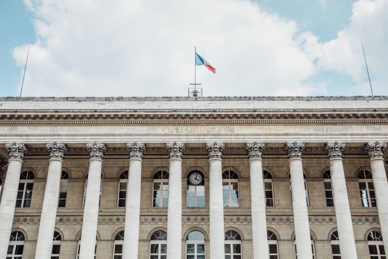 Palais de la Bourse de Paris