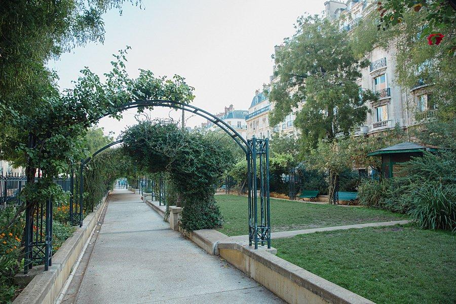 La Promenade Pereire