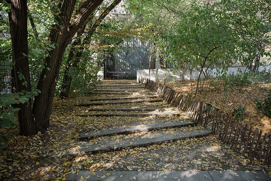 Jardin Pierre Emmanuel