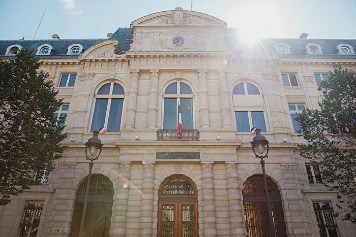 mairie du quatrième arrondissement